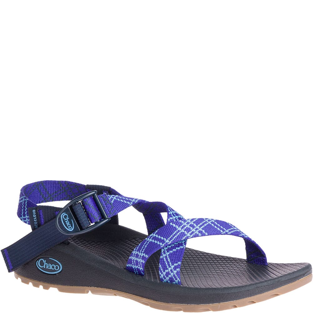Image for Chaco Women's Z/ Cloud Sandals - Pursuit Royal from bootbay
