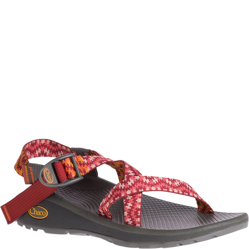 Image for Chaco Women's Z/Cloud Sandals - Herald Cinnabar from bootbay