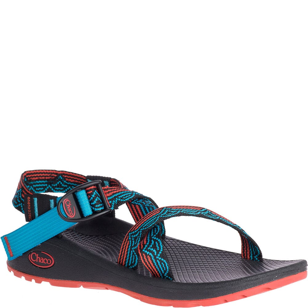 Image for Chaco Women's Z/Cloud Sandals - Blip Teal from bootbay