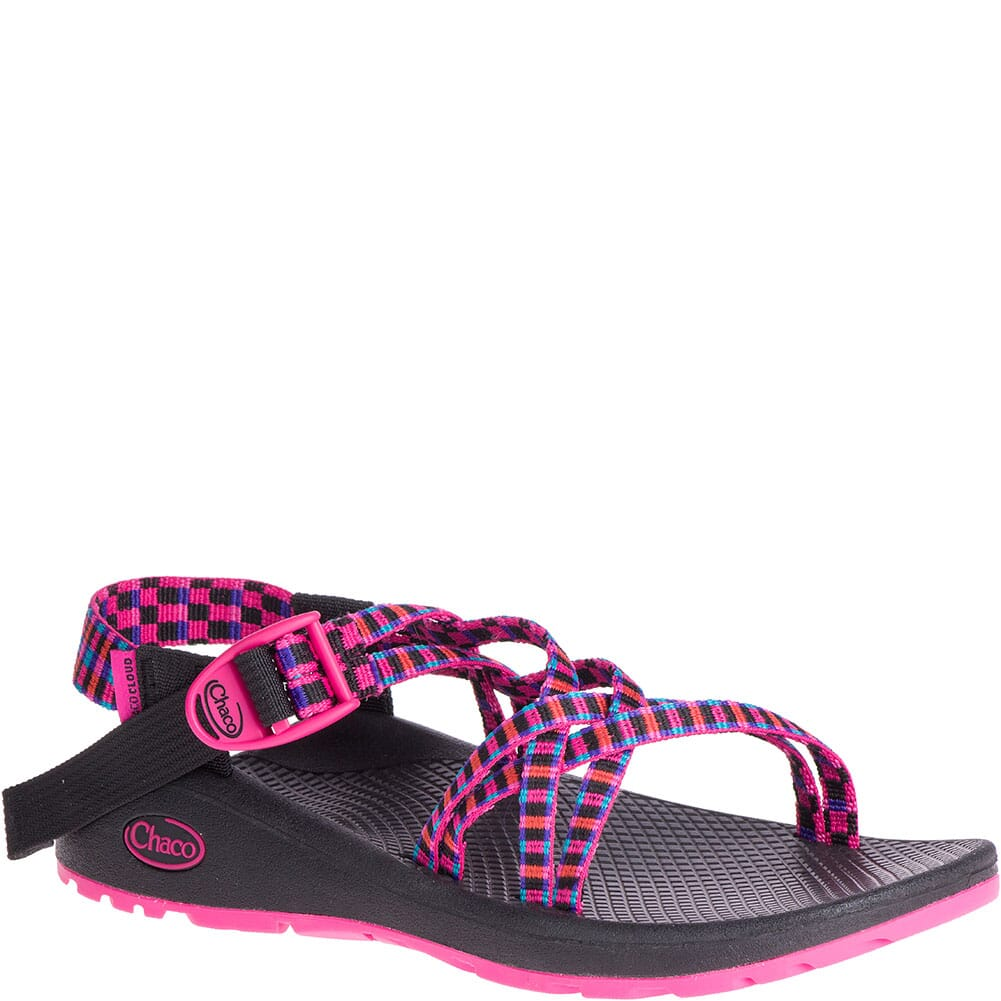 Image for Chaco Women's Z/Cloud X Sandals - Tartan Magenta from elliottsboots