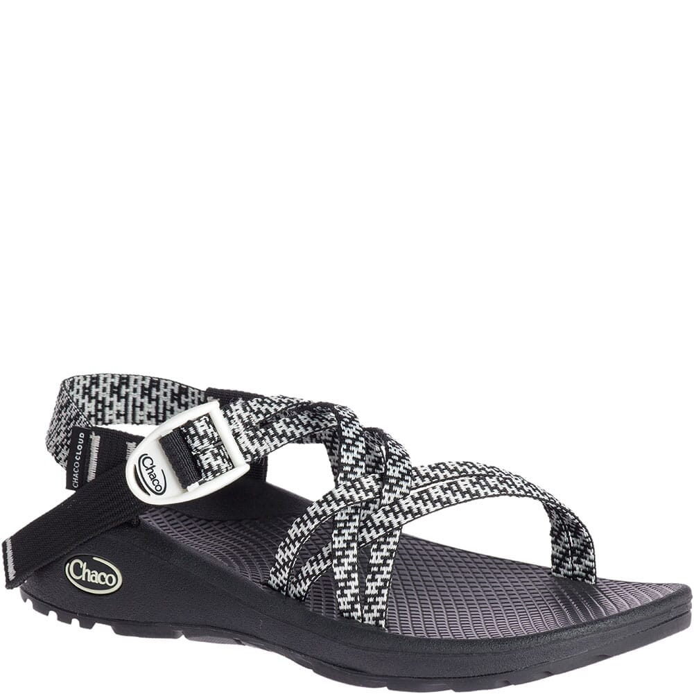 Image for Chaco Women's Z/Cloud X Sandals - Crochet Black from bootbay