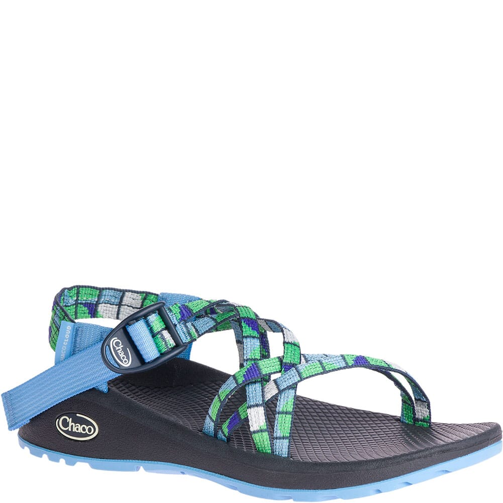 Image for Chaco Women's Z/Cloud X Sandals - Break Shamrock from bootbay