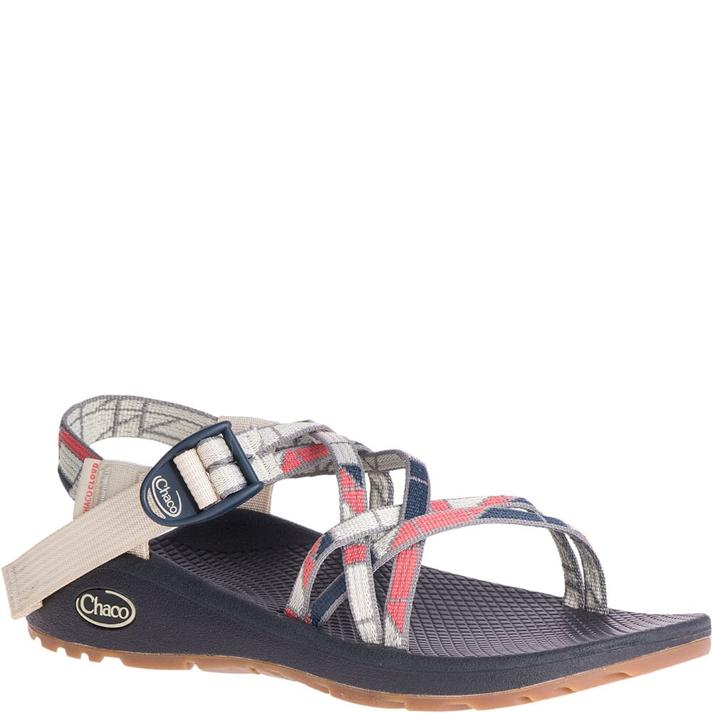 Image for Chaco Women's Z/Cloud X Wide Sandals - Askew Angora from bootbay