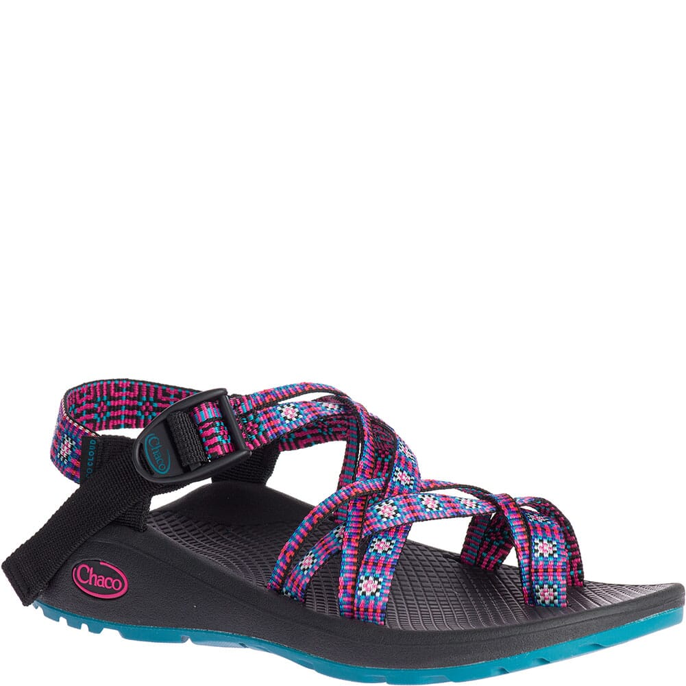 Image for Chaco Women's Z/Cloud X2 Remix Sandals - Squared Magenta from bootbay