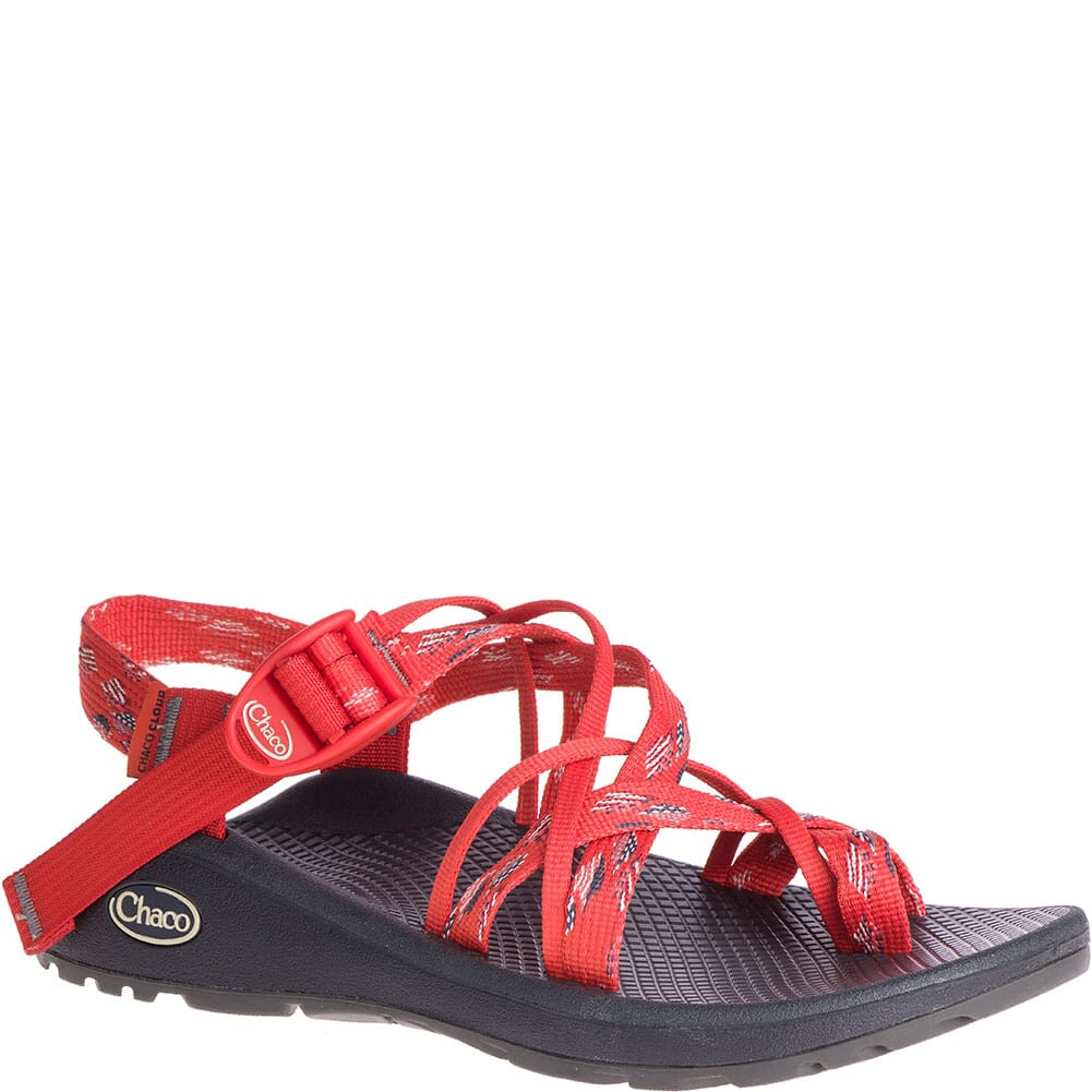 Image for Chaco Women's Z/Cloud X2 Remix Sandals - Placas Grenadine from elliottsboots