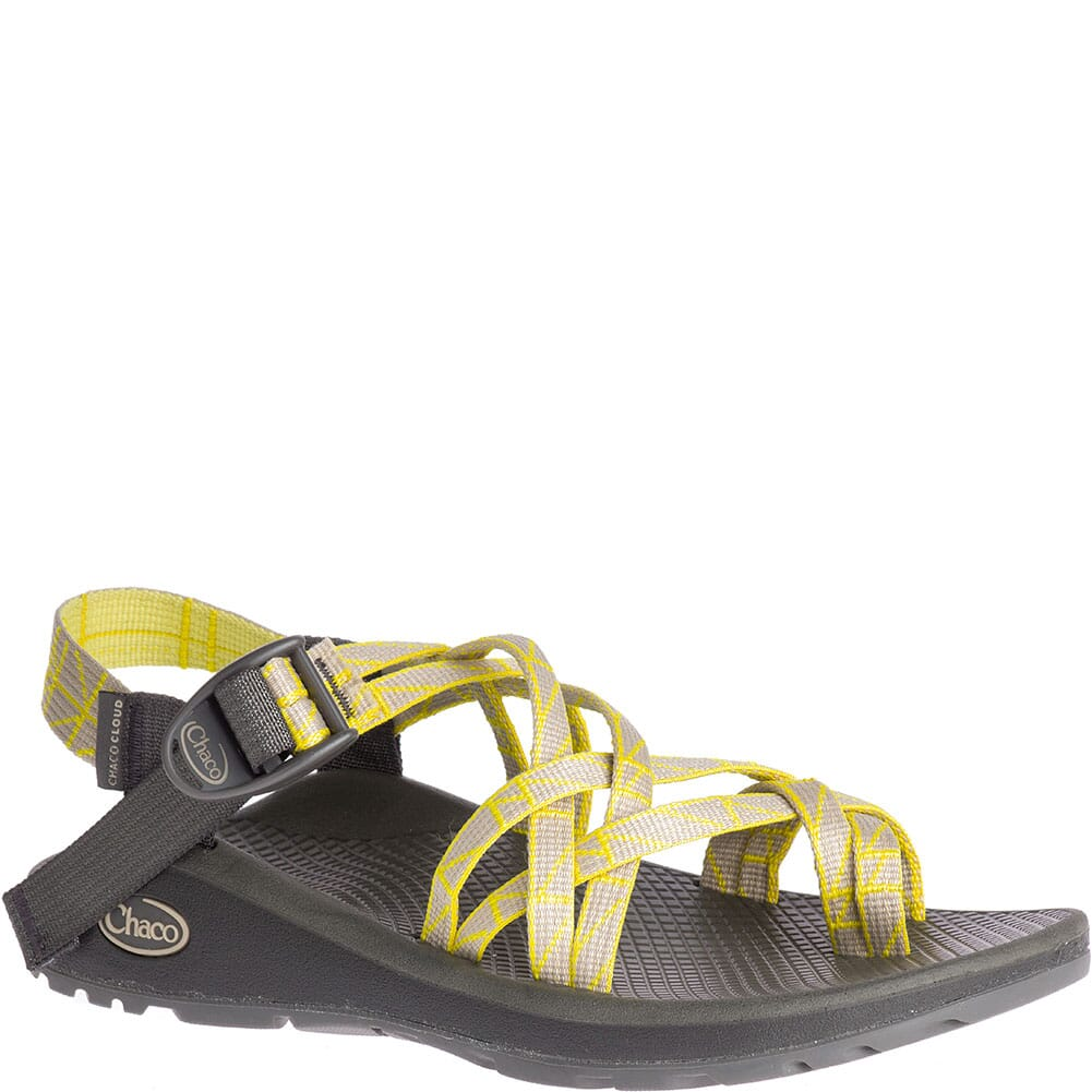 Image for Chaco Women's Z/Cloud X2 Sandals - Prime Yellow from elliottsboots