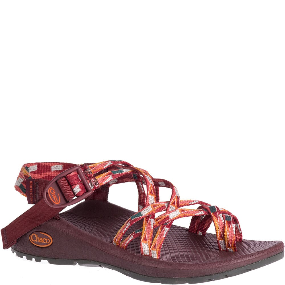 Image for Chaco Women's Z/Cloud X2 Sandals - Platform Blush from bootbay