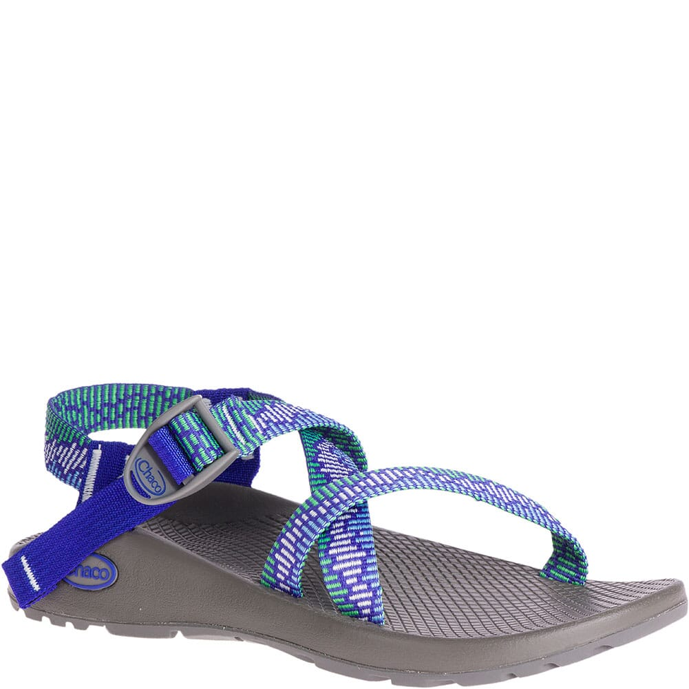 Image for Chaco Women's Z/1 Classic Sandals - Amp Shamrock from elliottsboots