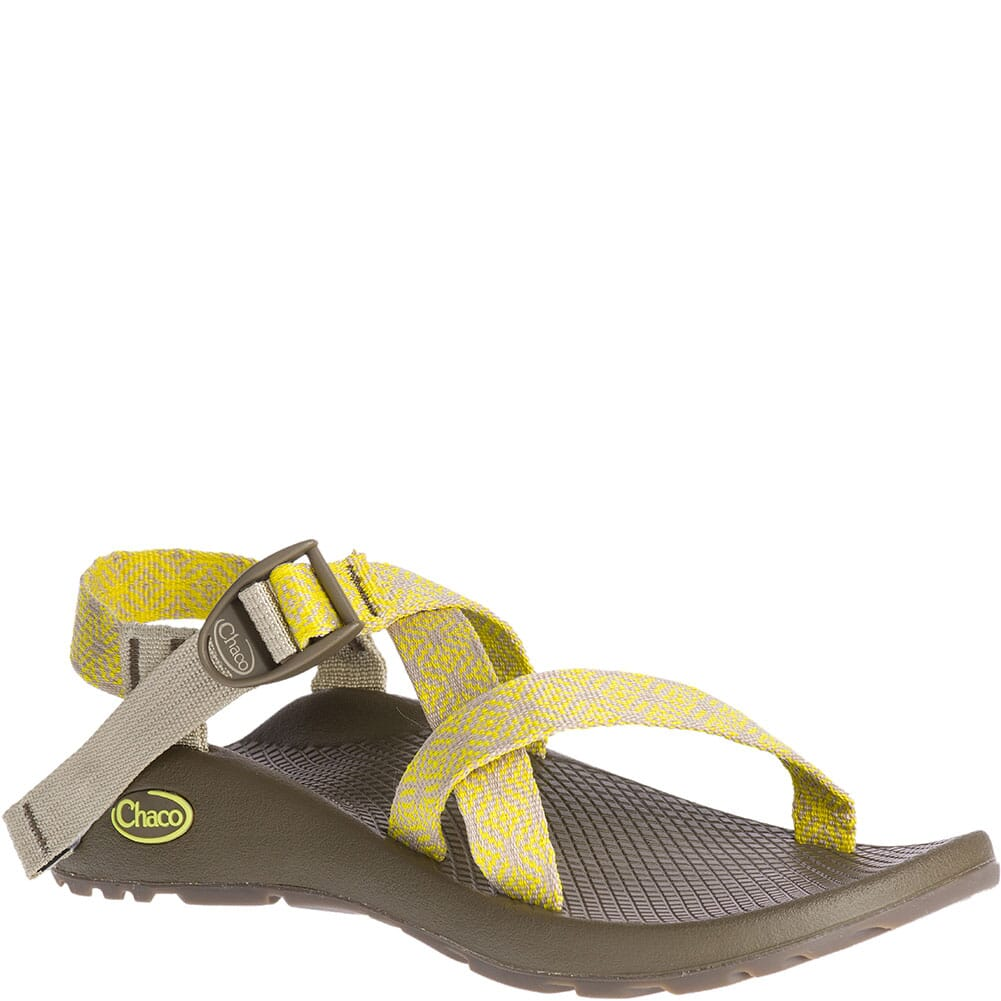 Image for Chaco Women's Z/1 Classic Sandals - Florence Yellow from bootbay