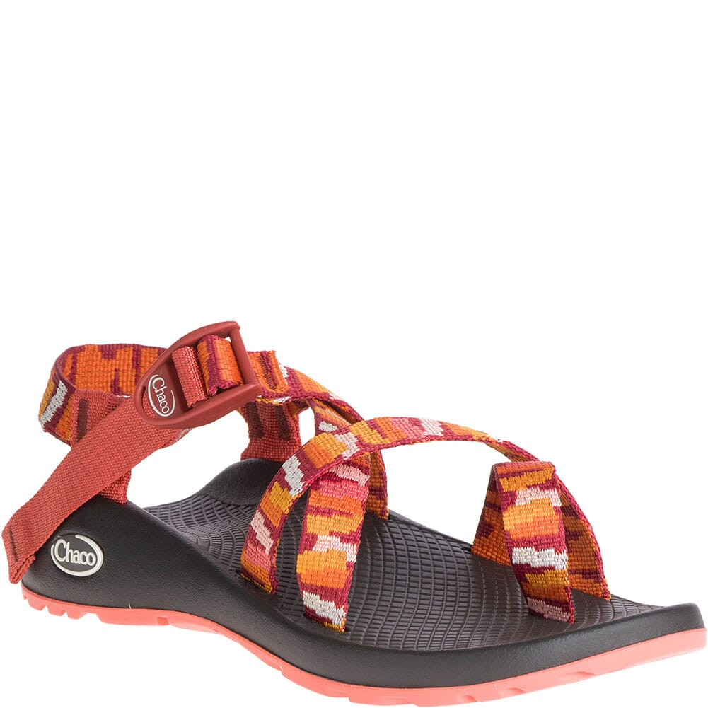 Image for Chaco Women's Z/2 Classic Sandals - Edge Poppy from elliottsboots