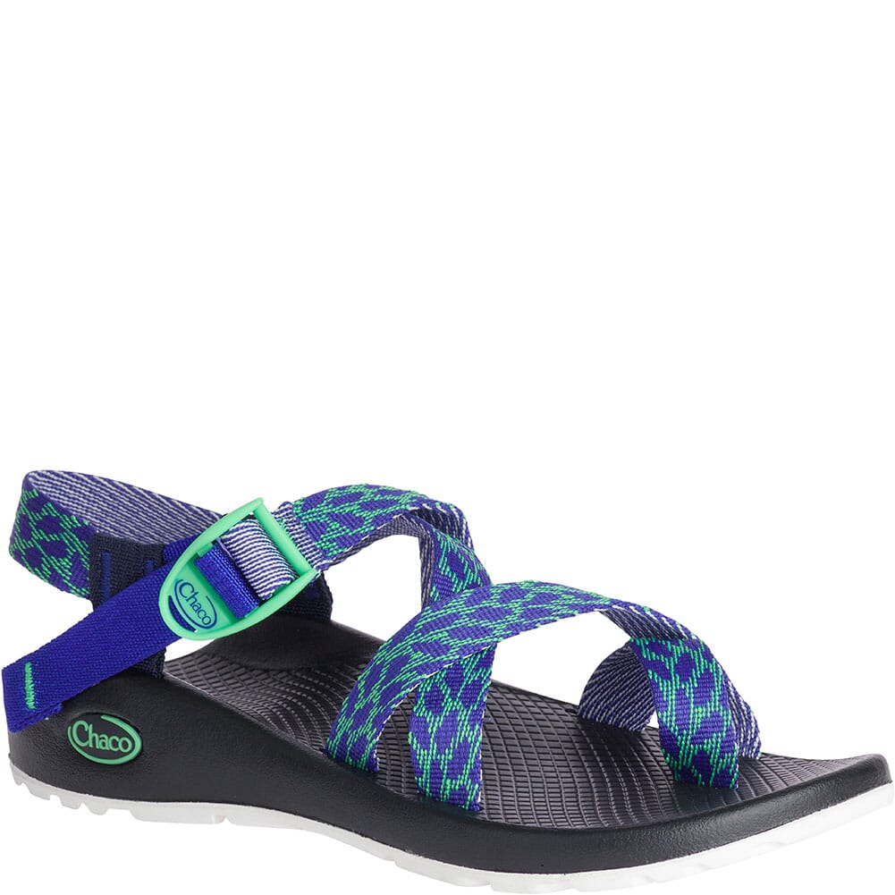 Image for Chaco Women's Z/2 Classic Wide Sandals - Foliole Royal from elliottsboots