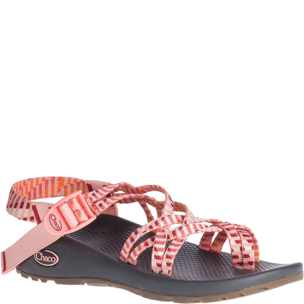 Image for Chaco Women's ZX/2 Classic Sandals - Cerca Peach from elliottsboots