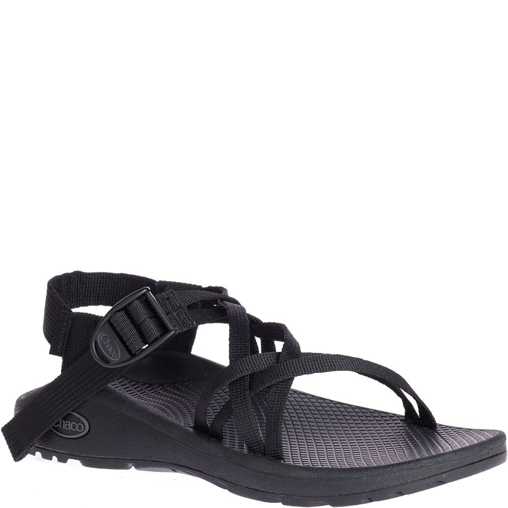 Image for Chaco Women's Z/Cloud X Sandals - Solid Black from bootbay