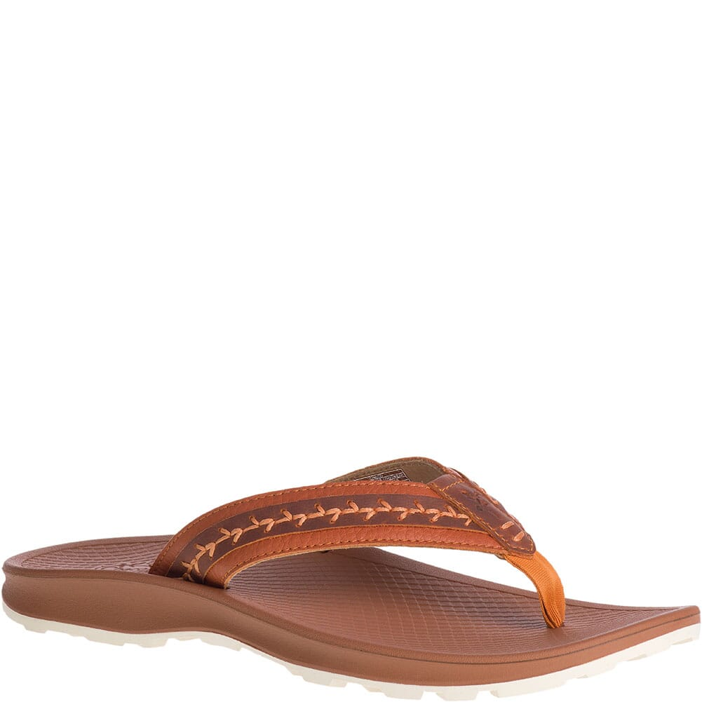 Image for Chaco Women's Playa Pro Leather Sandals - Spice from elliottsboots