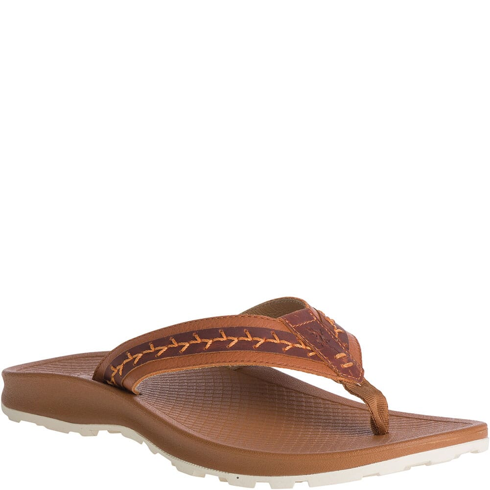 Image for Chaco Women's Playa Pro Leather Sandals - Maple from bootbay