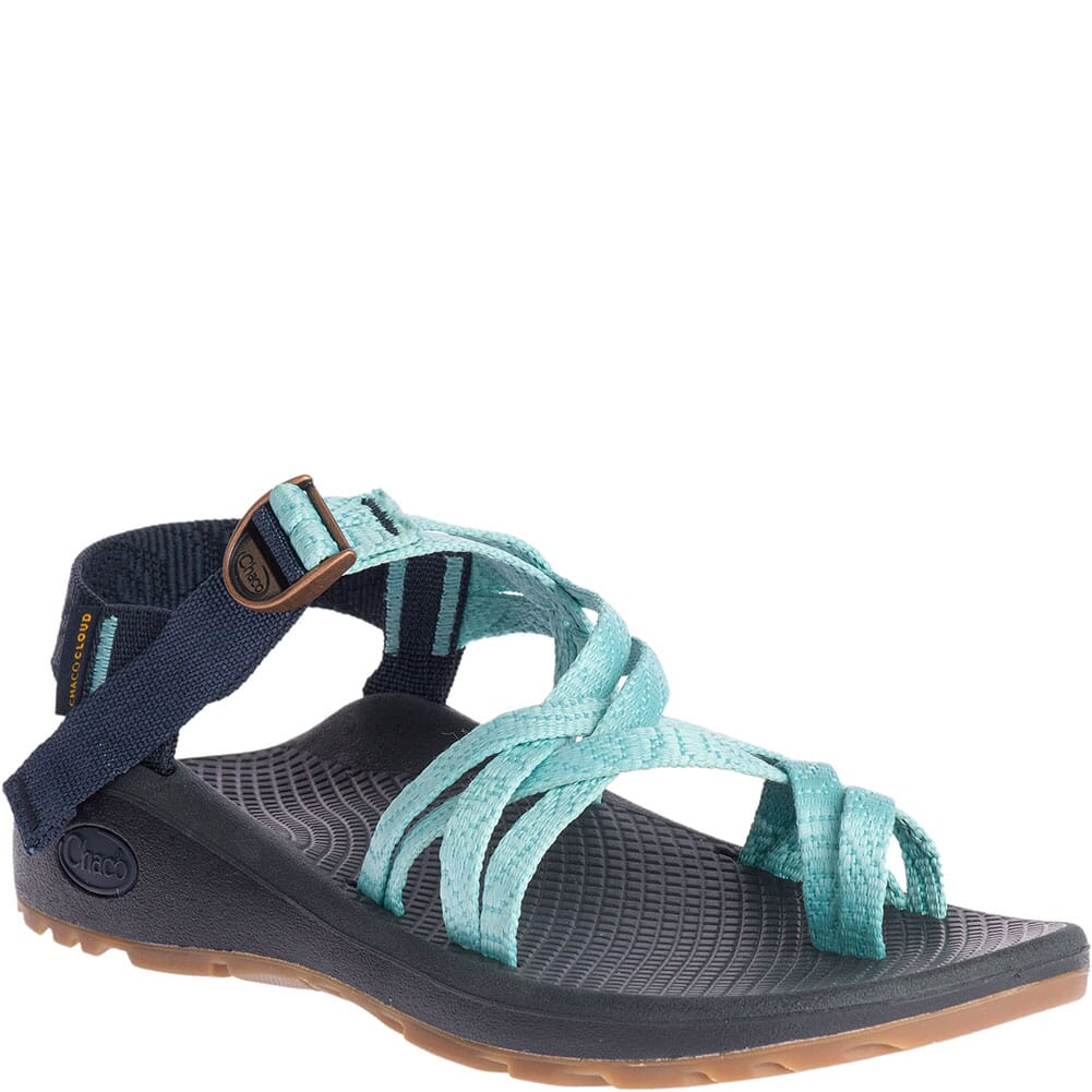 Image for Chaco Women's Z/ Cloud X2 Sandals - Aqua from elliottsboots