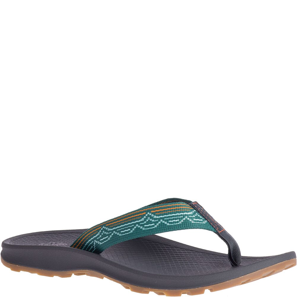Image for Chaco Women's Playa Pro Web Sandals - Blip Teal from elliottsboots
