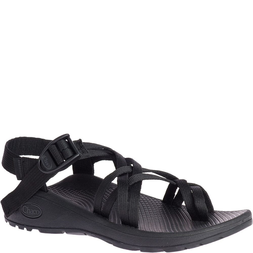 Image for Chaco Women's Z/Cloud X2 Wide Sandals - Solid Black from elliottsboots