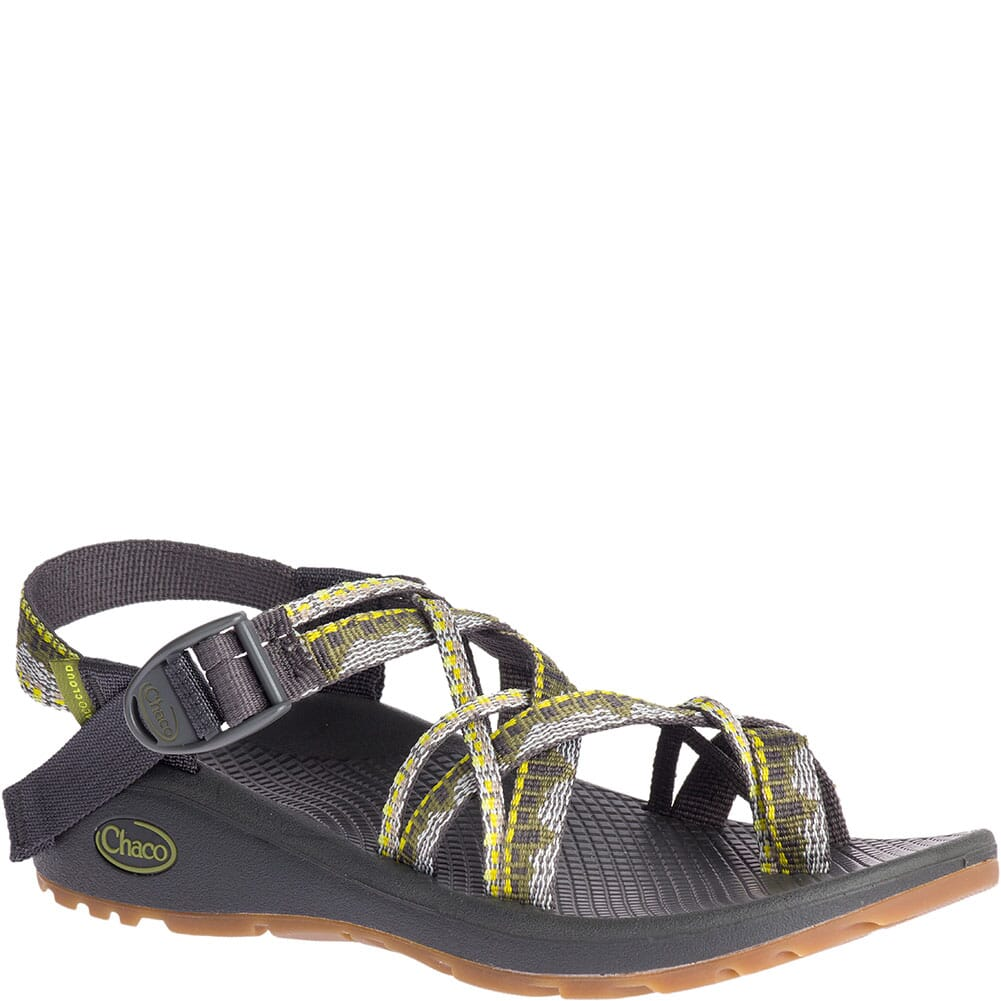 Image for Chaco Women's Z/Cloud X2 Remix Sandals - Level Yellow from bootbay