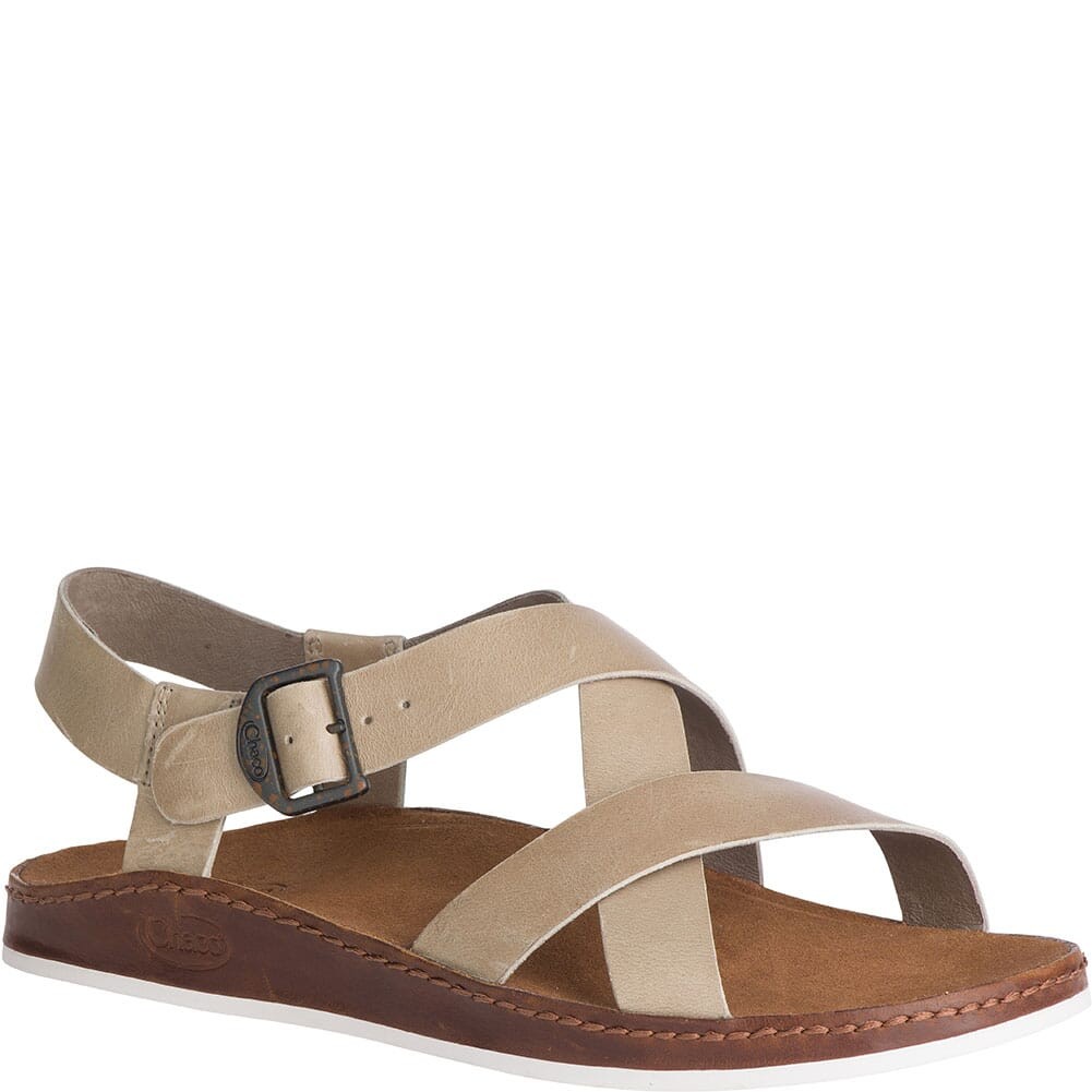 Image for Chaco Women's Wayfarer Sandals - Tan from elliottsboots
