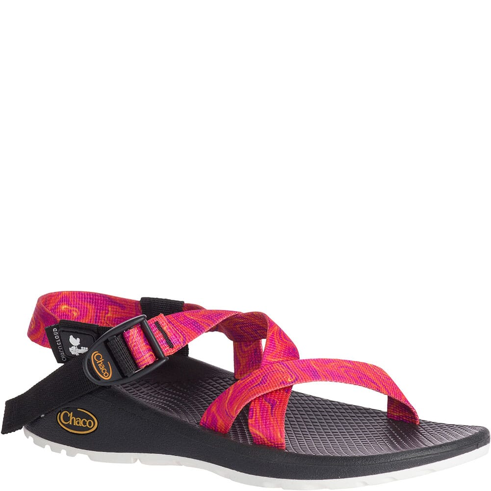 Image for Chaco Women's Z/Cloud Sandals - Ascend Pink from elliottsboots