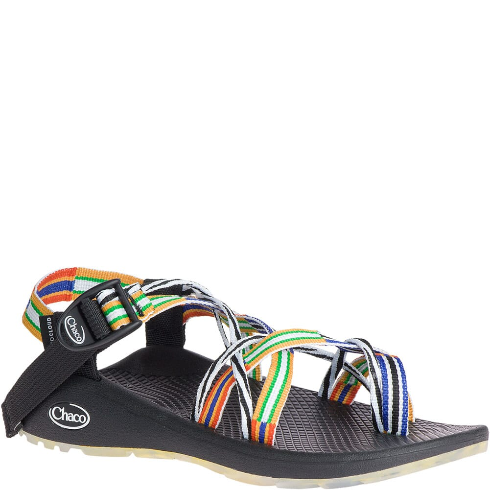Image for Chaco Women's Z/Cloud X2 Remix Sandals - Stripe Multi from elliottsboots