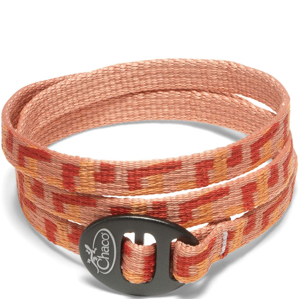 Image for Chaco Unisex Wrist Wraps - Helix Peach from bootbay