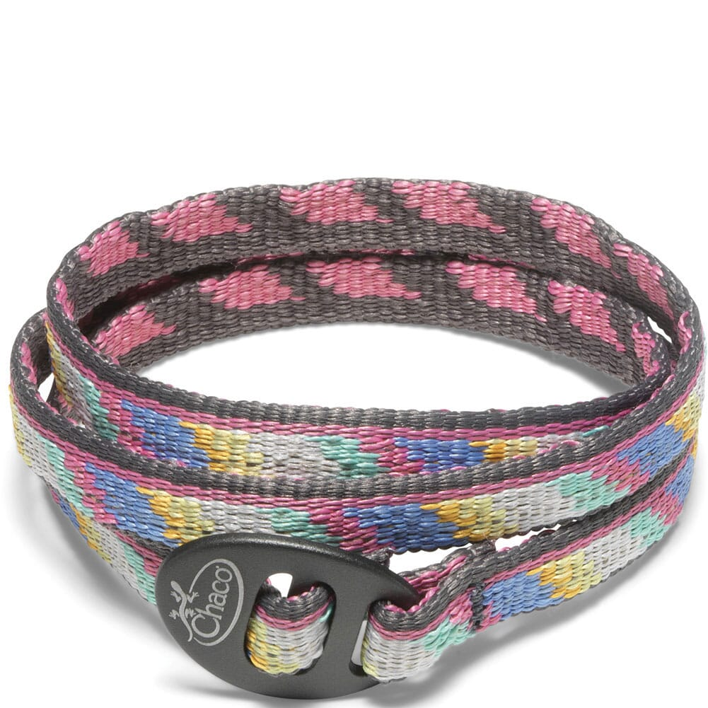 Image for Chaco Unisex Wrist Wraps - Fletched Pink from bootbay