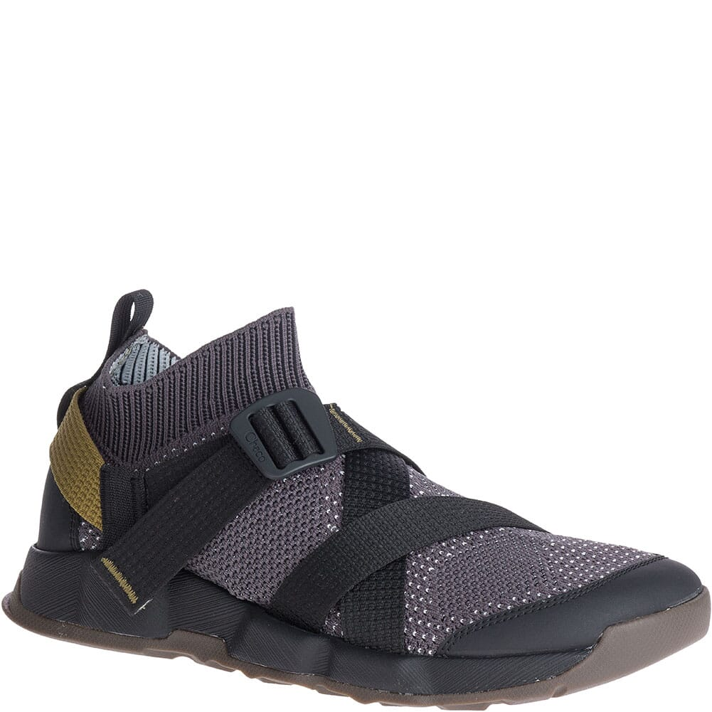 Image for Chaco Men's Z/Ronin Casual Shoes - Black from bootbay