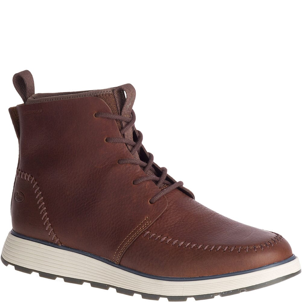 Image for Chaco Men's Dixon High WP Casual Shoes - Toffee from bootbay
