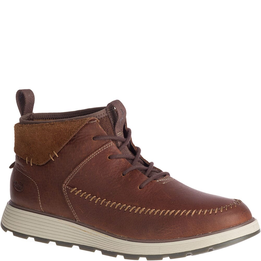 Image for Chaco Men's Dixon Mid WP Casual Shoes - Mocha from bootbay