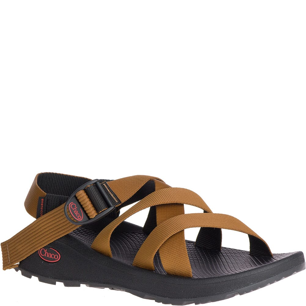 Image for Chaco Men's Banded Z/Cloud Sandals - Cognac Black from bootbay