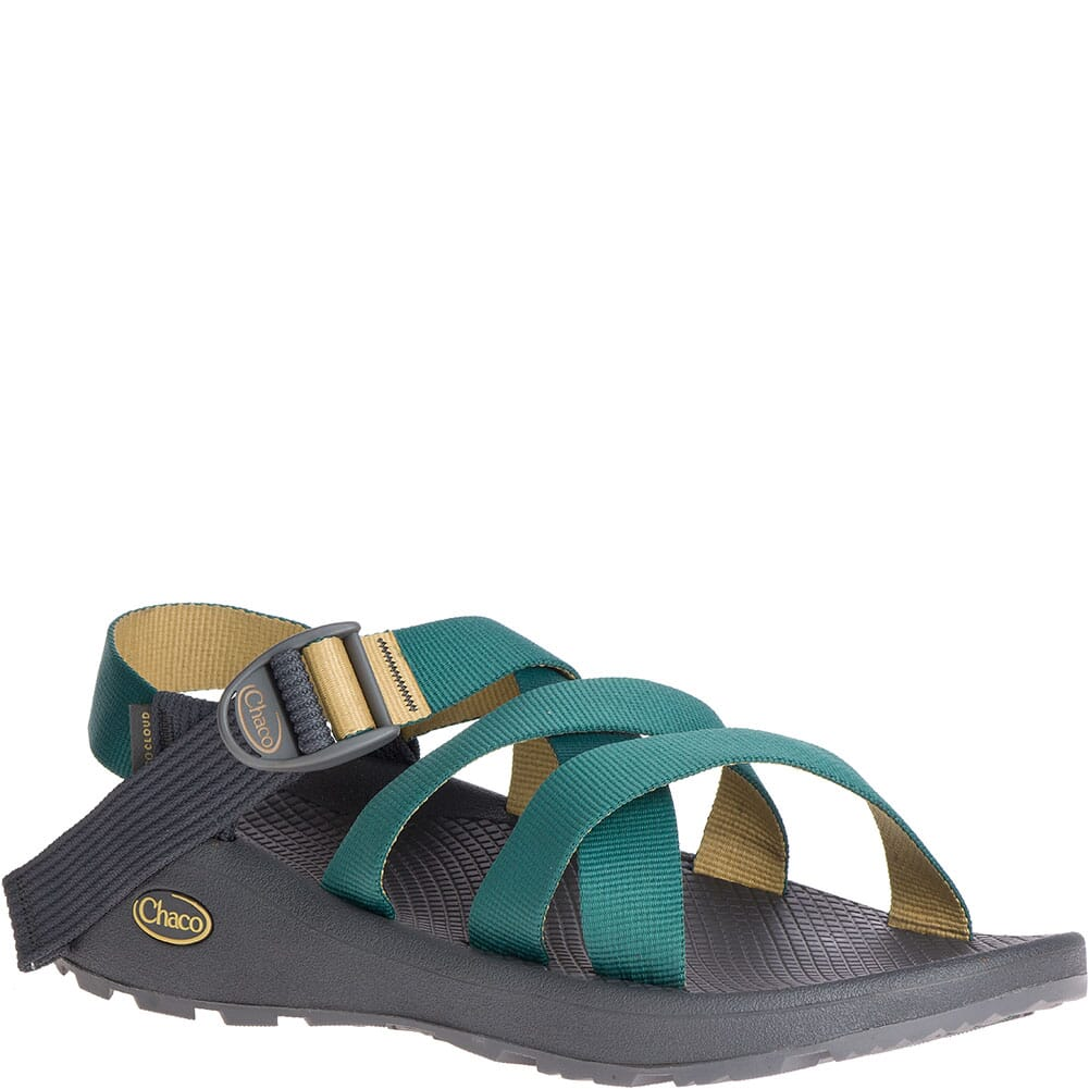 Image for Chaco Men's Banded Z/Cloud Sandals - Mallard Curry from bootbay