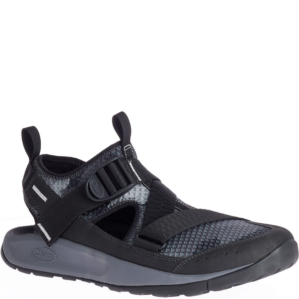 Image for Chaco Men's Odyssey Print Sandals - Camo Black from bootbay