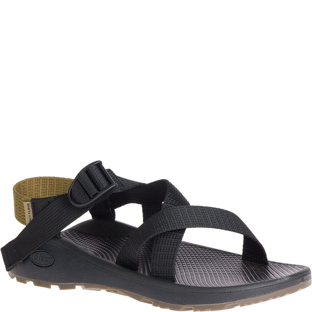 Image for Chaco Men's Z/Cloud Sandals - Waffle Black from bootbay