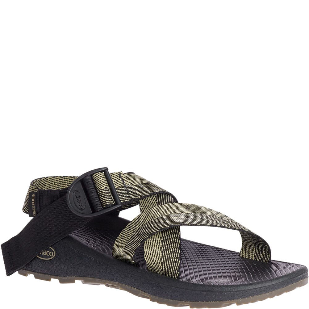 Image for Chaco Men's Mega Z/Cloud Sandals - Odds Black from bootbay