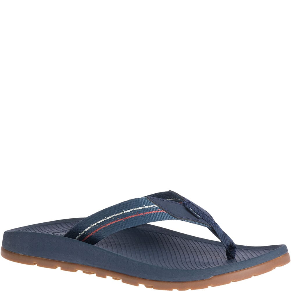 Image for Chaco Men's Lowdown Flip Flops - String Eclipse from bootbay