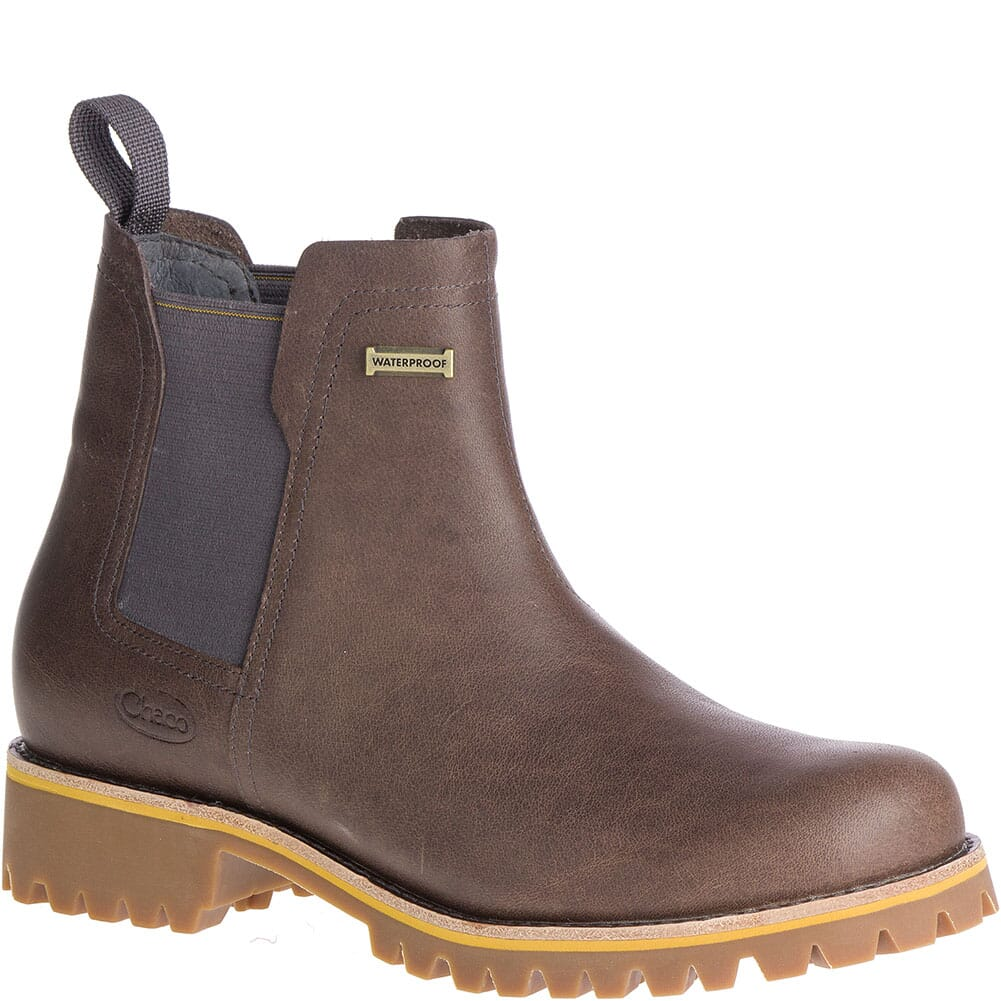 Image for Chaco Women's Fields Chelsea WP Casual Boots - Fossil from bootbay