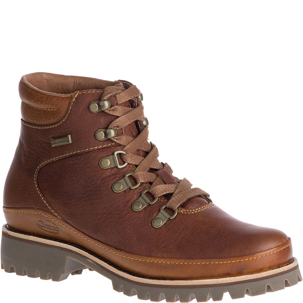 Image for Chaco Women's Fields WP Casual Boots - Toffee from bootbay
