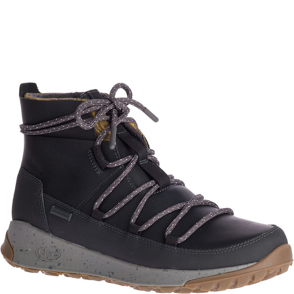 Image for Chaco Women's Borealis Peak WP Casual Boots - Black from bootbay