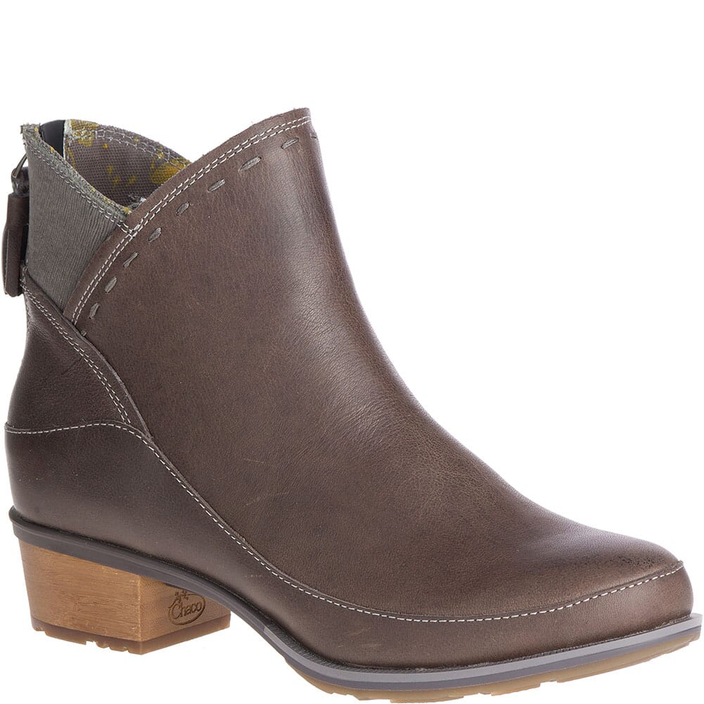 Image for Chaco Women's Cataluna Mid Casual Boots - Taupe from bootbay