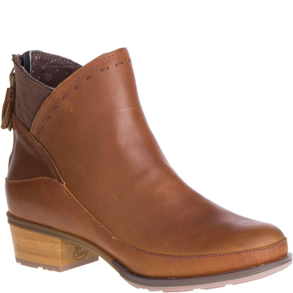 Image for Chaco Women's Cataluna Mid Casual Boots - Ochre from bootbay