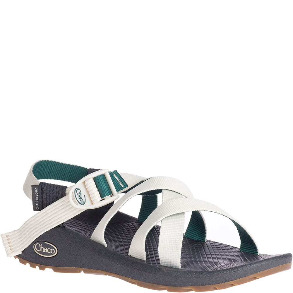 Image for Chaco Women's Banded Z/Cloud Sandals - Salt Mallard from bootbay