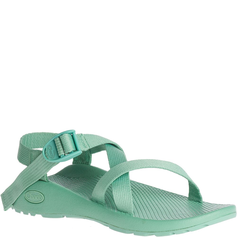 Image for Chaco Women's Z/1 Classic Sandals - Creme De Menthe from elliottsboots
