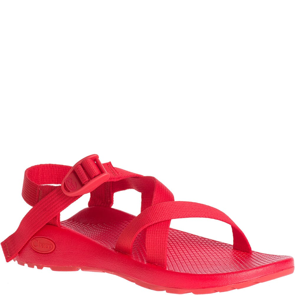 Image for Chaco Women's Z/1 Classic Sandals - Flame Scarlet from bootbay