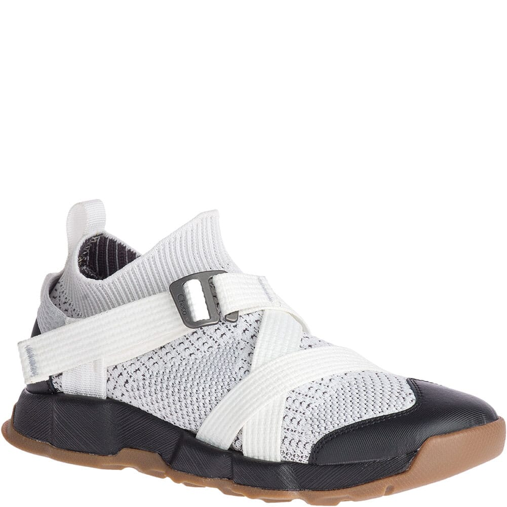 Image for Chaco Women's Z/Ronin Casual Shoes - White from bootbay