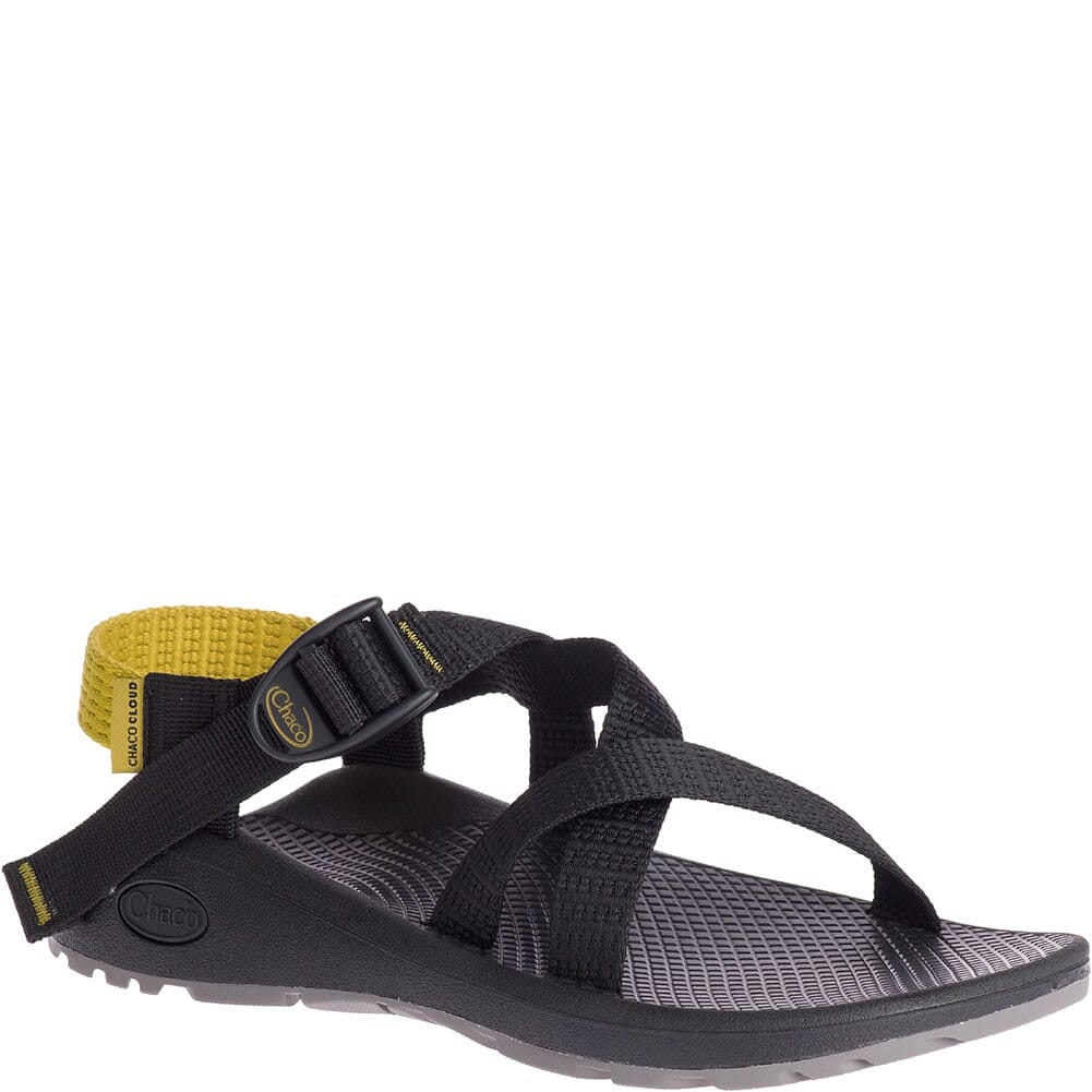 Image for Chaco Women's Z/Cloud Sandals - Waffle Black from elliottsboots