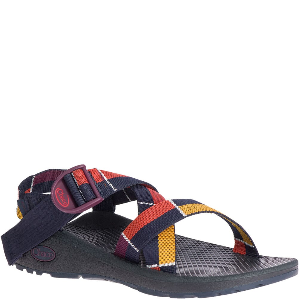 Image for Chaco Women's Mega Z/Cloud Sandals - Blocboum Red from elliottsboots