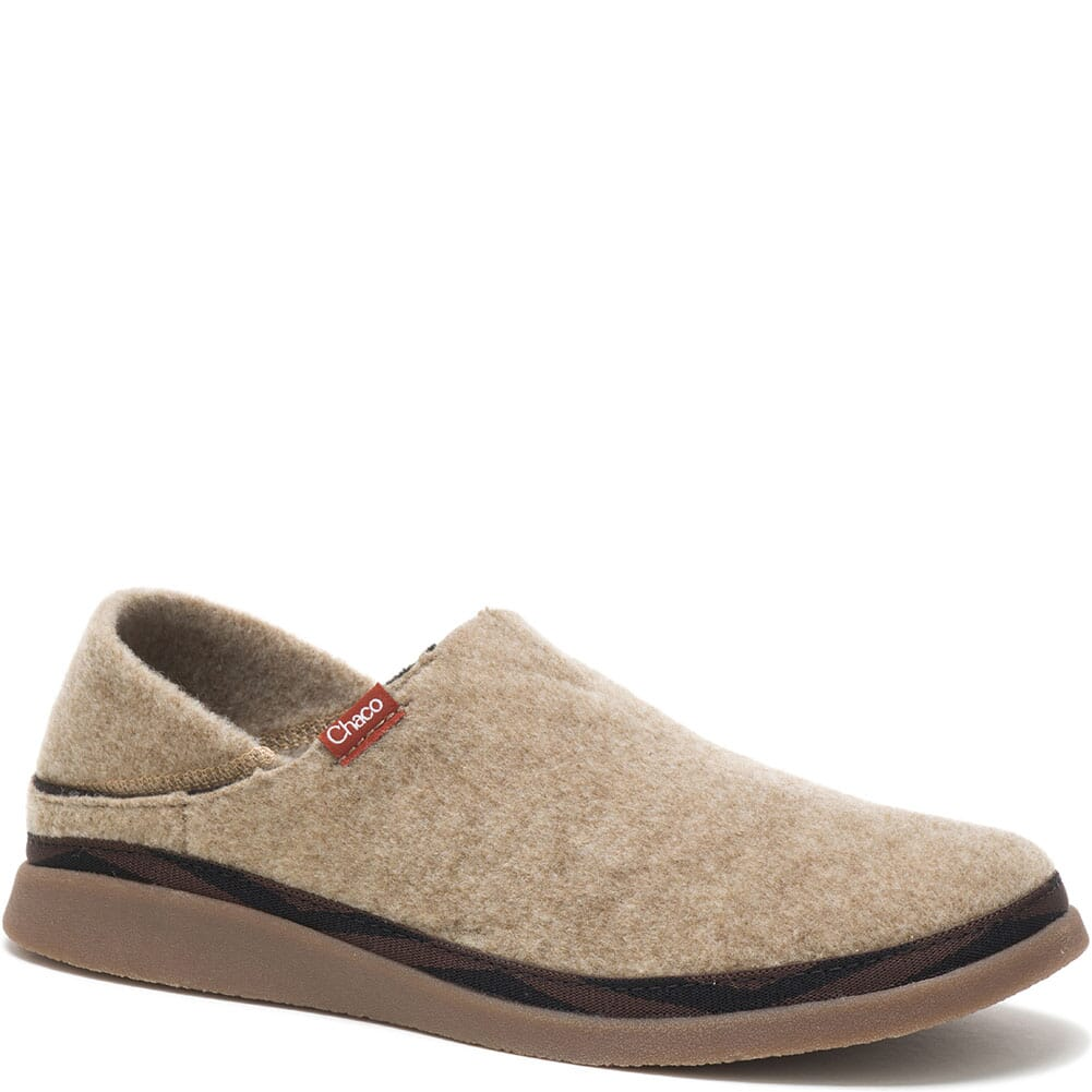Image for Chaco Men's Revel Casual Slip Ons - Tan from bootbay