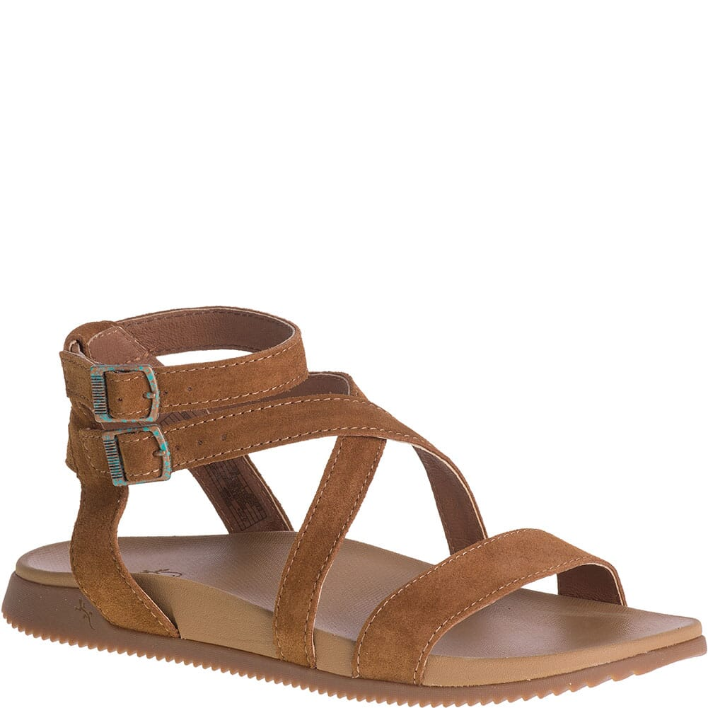 Image for Chaco Women's Rose Sandals - Toffee from bootbay